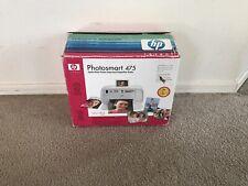HP Photosmart 475 GoGo Photo Printer—BNIB