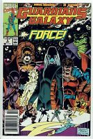 (CSD0671) Guardians of the Galaxy (1st Series) #6 Marvel Comics 1990 FN/VF