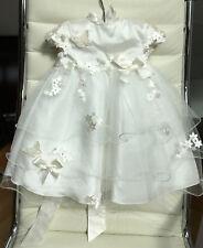 Little Darlings Taufkleid / Festkleid in creme - 3 Monate - NWOT