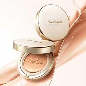 K-beauty [Sulwhasoo] Perfecting Cushion EX #23 Natural Beige 15g+15g refill