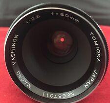 Tomioka 60mm f2.8 Macro Yashinon No.687011