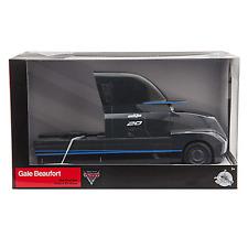 "Disney Pixar Cars 3 Disney Store Gale Beaufort aka Jackson Truck 8"" Diecast"