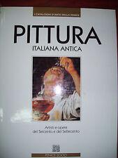 PITTURA ITALIANA ANTICA Artisti e opere del Seicento e del Settecento catalogo..