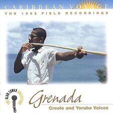 Caribbean Voyage: Grenada: Creole and Yoruba Voices, Various Artists, Good Origi