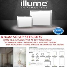 Illume 600 x 600mm Premium  LED Skylight + Wireless Remote  + 240v Adaptor