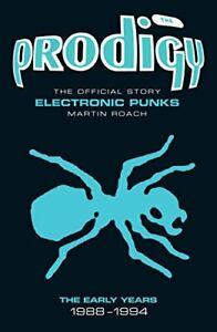 PRODIGY Electronic Punks Book *NEW*