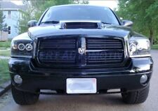 FARI NERI DODGE DAKOTA DAL 05-09 ANGEL EYES A LED CON TRE LED INFERIORI DIURNI