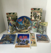 Lot of 10 1998 GI Joe Party Favors Sealed