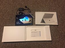 Microsoft Surface Pro 4 256GB, Wi-Fi,Silver ( i7/8 GB RAM) 256 SSD. Never Used