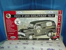 GEARBOX PRECISION WINCHESTER 1953 F-100 DELIVERY VAN #563 OF 1250 NEW IN BOX