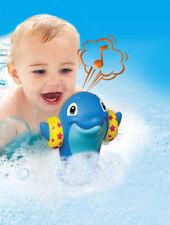 Tomy Water Whistlers d'âne Jouet de bain bébé Infant Toddler age 9 mois +