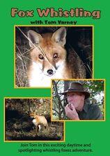 wNEW Hunting DVD - Tom Varney Fox Whistling - 60mins - Hunt Shoot Foxes Movie