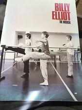 Billy Elliot the Musical  Program Programme London Victoria Palace 2005