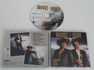 Brooks & Dunn / Brand New Man (Arista 07822 186 58-2) CD Album