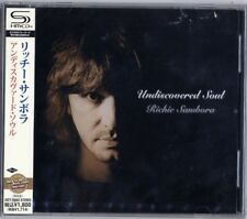 RICHIE SAMBORA-UNDISCOVERED SOUL-JAPAN SHM-CD D50