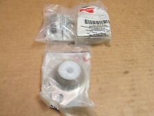 "3 DAYTON 1F576 BEARING UNIT 2 BOLT FLANGE HOUSING 1/2"" ID 1F 576 (LOT OF 3) USA"