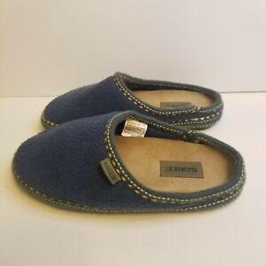 Sorel Womens Sz 6 Blue Toledo Slippers NL9010-477
