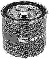 Champion COF100138S Oil Filter Screw-on C138 Replaces 1109L8,90915-03001
