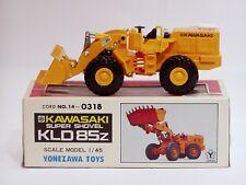 Kawasaki KLD85z Loader - 1/45 - Diapet #K-13 - N.MIB