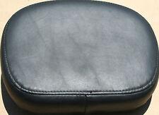 Used Harley Backrest High Quality Chopper Custom Rat Rod Seat Black (U-633)