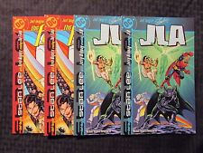 DC Just Imagine Stan Lee's LOT of 4 JLA - THE FLASH NM Jerry Ordway