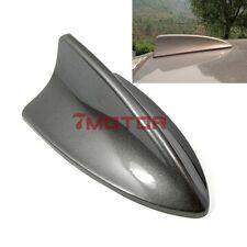 Auto Car Shark Fin Roof Decor Antenna Dummy Aerial Dark Grey For Mazda 3 5 6 7M