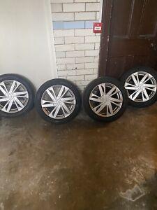 Genuine Toyota Aygo Alloy Wheels