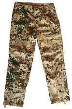 Pantalon de treillis militaire ALLEMAND camouflage désert TROPENTARN - 100% orig