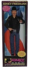 Kinky Friedman For Governor 2006 Limited Edition Talking Action Figure