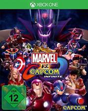 Xbox One Game Marvel vs Capcom Infinite NEW