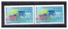 FRANCE  N ° 2590  .2 F 20 CYCLISME VARIETE  SIGNE CALVES    NEUF   **. SUPERBE