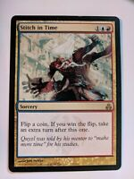 Stitch in Time 1x | Played | Guildpact | MTG Magic the Gathering | English