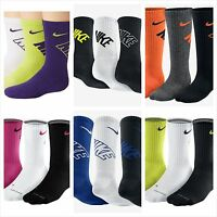 Nike Cushioned Performance Cotton Crew Socks - 3 pack