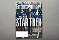New Entertainment Weekly New Star Trek Outlander Thor: Ragnarok August 4, 2017