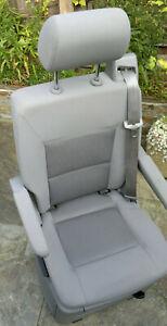 VW Captains Swivel Seat ~ T5 T6 Caravelle Multivan ~ rear single seat