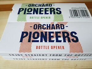 4 x Orchard Pioneers Bottle Opener