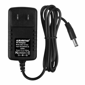 AC Adapter For PowerQuest Edge Edge Upright Exercise Bike 482U Fitness Equipmnt