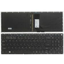 FOR Acer Aspire 7 A715-71G A715-72G A717-71G A717-72G Black US Keyboard Backlit