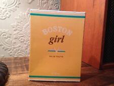 Muy Raro Y Descontinuado BOSTON GIRL EDT 50ML POR ANTONIO PUIG