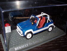 4L1 Voiture 1/43 Universal Hobbies Renault R 4 L BE BOP