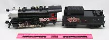 "Lionel ~ Merry Christmas"" A Christmas story  0-8-0 locomotive steams and tender"