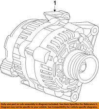 Chevrolet GM OEM 12-18 Sonic-Alternator 13595628
