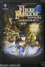 JAPAN Book: Fire Emblem: Path of Radiance GameCube ver