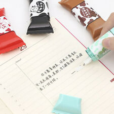 Sweet Candy Correction Tape Creative modeling Students Kawaii School Supply XE