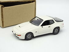 MRF Kit Monté 1/43 - Porsche 924 Carrera GT Blanche
