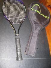 Head Vector tennis racket constant beam racket Austrian made  w/cover 4 5/8 grip