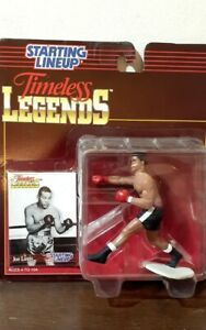 Vintage Joe Louis Boxing Black 1995 Kenner Timeless Legends Figure MIP