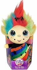 Flipzee Girls Trolls Pretty Rainbow Galore and Cuddly 2-in-1 Plush Doll