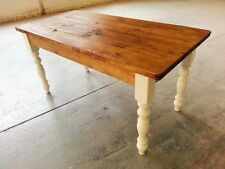 Farmhouse Up to 8 Less than 30 cm Width Dining Tables