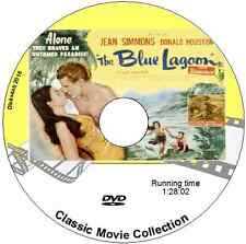The Blue Lagoon  Jean Simmons, Donald Houston   Adventure 1949 DVD